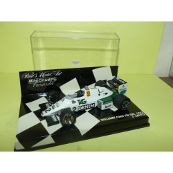 WILLIAMS FW08C GP 1983 J. LAFITTE MINICHAMPS 1:43
