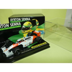 McLAREN MP4-4 GP DU JAPON 1988 A. SENNA MINICHAMPS 1:43