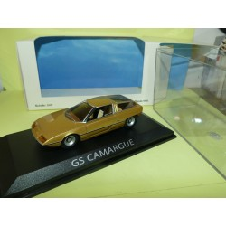 CITROEN GS CAMARGUE Or NOREV 1:43