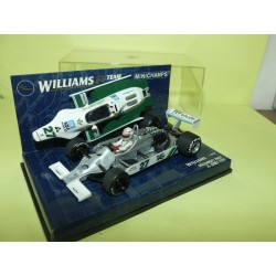 WILLIAMS FW07 GP 1979 A. JONES MINICHAMPS 1:43