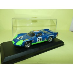 RENAULT ALPINE A220 N°29 LE MANS 1969 TOP MODEL EUROCAR 003 1:43