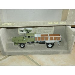 CAMION WILLEME WR8 CAMION ESSAI MICHELIN NOREV 1:43