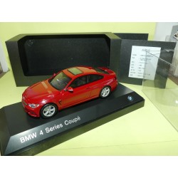 BMW SERIE 4 F32 COUPE Rouge PARAGON 1:43