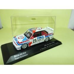 BMW M3 E30 N°25 24H DE SPA 1990 CECOTTO/OESTREICH/GIROIX MINICHAMPS 1:43 1er
