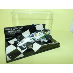 WILLIAMS FW08C GP 1983 K. ROSBERG MINICHAMPS 1:43