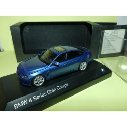 BMW SERIE 4 GRAND COUPE Gris KYOSHO 1:43