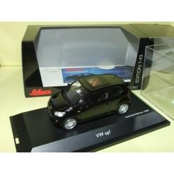 VW UP 5 Portes Noir SCHUCO 1:43