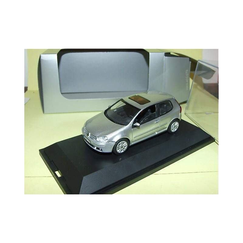 VW GOLF V Gris 3 Portes  SCHUCO 1:43