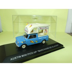 AUSTIN MINI PICK UP MARCHAND DE GLACES ALTAYA 1:43