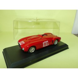 FERRARI 375 MM B SPIDER N°100 MARTH AFB 1954 TOP MODEL TMC088 1:43