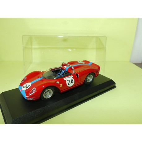 FERRARI 365 P2  BRAND HATCH 1965 BEST 9124 1:43