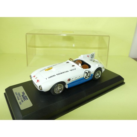 FERRARI 375 MM N°20 CARRERA PANAMERICA MEXICO 1954 TOP MODEL 1:43
