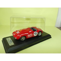 FERRARI 340 SPYEDER N°45 CARRERA PANAMERICA MEXICO 1953 TOP MODEL 1:43