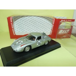 PORSCHE ABARTH GS N°36 LE MANS 1961 BEST 9359 1:43