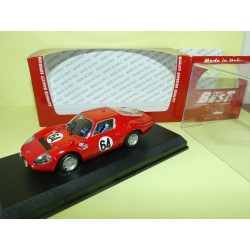 ABARTH OT 1300 N°64 LE MANS 1967 BEST 9536 1:43