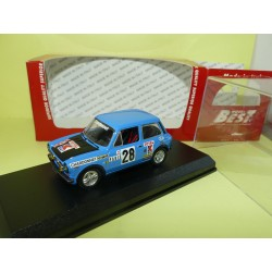 ABARTH A112 RALLYE MONTE CARLO 1978 BEST 9496 1:43
