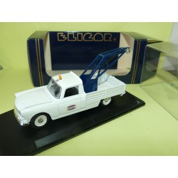 PEUGEOT 404 PICK UP DEPANNEUSE TOTAL ELIGOR 1146 1:43