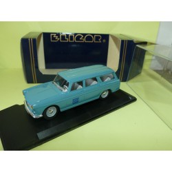 PEUGEOT 404 BREAK EDF GDF ELIGOR 1143 1:43