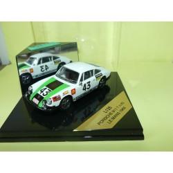 PORSCHE 911 T N°43 LE MANS 1968 VITESSE L125 1:43