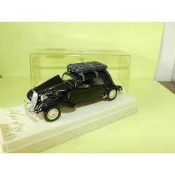 CITROEN TRACTION GAZOGENE SOLIDO 1:43