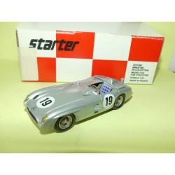 MERCEDES 300 SLR N°19 LE MANS 1955 KIT STARTER 1:43