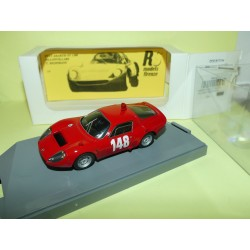 FIAT ABARTH OT 1300 N°148 OLLON-VILLARS/HEZEMANS RS MODELS 1:43