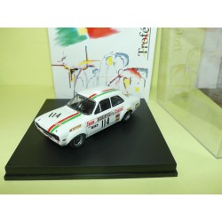 FORD ESCORT Mk1 RS1600 BROADSPEED J. FITZPATRICK TROFEU 526 1:43