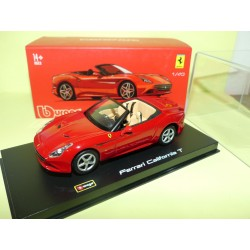 FERRARI CALIFORNIA T Rouge BURAGO 1:43