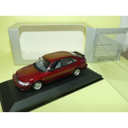 SAAB 9-3 SALOON 5 DOOR 1999 Bordeaux MINICHAMPS 1:43