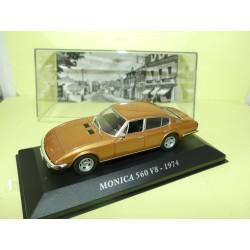 MONICA 560 V8 1974 Bronze ALTAYA 1:43