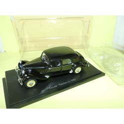 CITROEN TRACTION 11 1953 Noir UNIVERSAL HOBBIES  1:43 blister