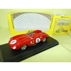 FERRARI 335 S N°6 LE MANS 1957 ART MODEL ART170 1:43