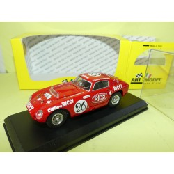 FERRARI 375 MM N°26 CARRERA PANAMERICANA 1953 ART MODEL ART282 1:43