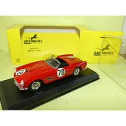 FERRARI 250 CALIFORNIA N°70 SEBRING 1959 LE MANS 1959 ART MODEL ART076 1:43