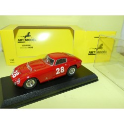 FERRARI 375 MM 12H DI PESCARA ART MODEL ART094 1:43