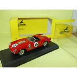 FERRARI 250 CALIFORNIA N°16 SEBRING 1960 ART MODEL ART116 1:43