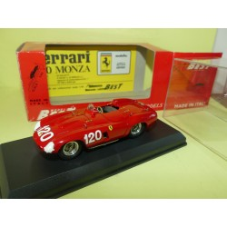 FERRARI 750 MONZA TARGA FLORIO 1955 BEST 9047 1:43