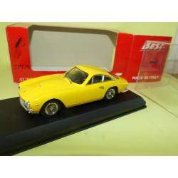 FERRARI 250 GTL 1964 Jaune BEST 9077 1:43