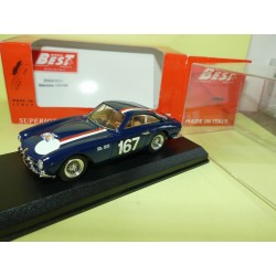 FERRARI 250 GTL RALLYE TOUR DE FRANCE 1964 BEST 9155 1:43