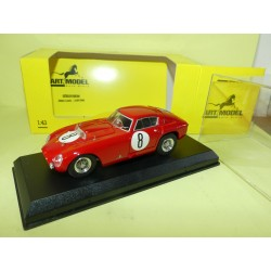 FERRARI 375 MM 24H DE SPA 1953 ART MODEL ART087 1:43