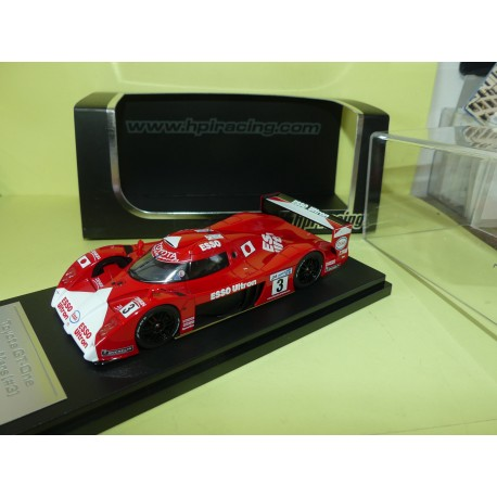 TOYOTA GT-ONE N°3 LE MANS 1999 HPI-Racing 1:43