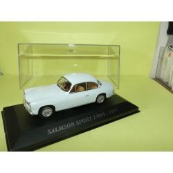 SALMSON SPORT 2300S 1955 Blanc ALTAYA 1:43