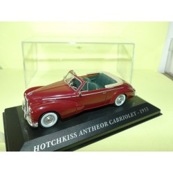HOTCHKISS ANTHEOR CABRIOLET 1953 Bordeaux ALTAYA 1:43