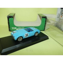 GORDINI T15S N°34 LE MANS 1950 TOP MODEL TMC080 1:43