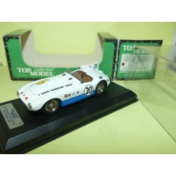 FERRARI 375 MM N°20 PANAMERA 1954 TOP MODEL TMC043 1:43