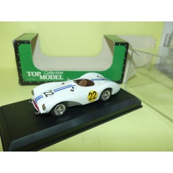 ASTON MARTIN DB3S N°22 LE MANS 1954 TOP MODEL TMC072 1:43