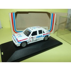 LANCIA DELTA HF INTEGRAL 16V  FINA UNIQUE MOULDS 1:43