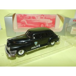 CHRYSLER WINDSOR POLICE DE NEW YORK 1947  VITESSE 372 1:43