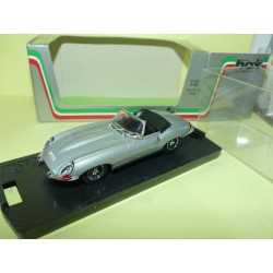 JAGUAR TYPE E SPYDER Gris BOX BEST 8460 1:43