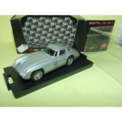 MERCEDES 300 SLR COUPE 1955 Gris BRUMM 1:43